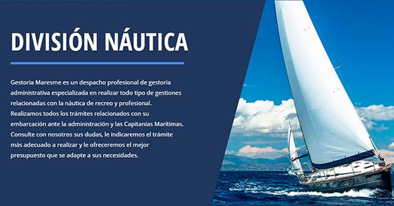 Gestoría Nautica