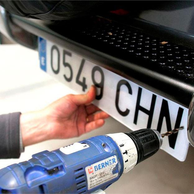 matriculacion vehiculos de importacion